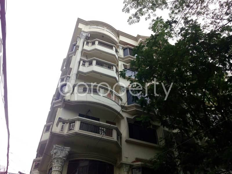 Ready Flat Is Now For Rent In Bashundhara Nearby Ebenzer International School