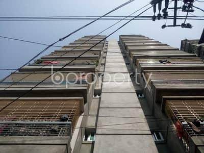 2 Bedroom Apartment for Rent in Gazipur Sadar Upazila, Gazipur - An Affordable Of 800 Square Feet Apartment Is Up For Rent In Moddho Arichpur, Very Next To Premier Bank Limited.