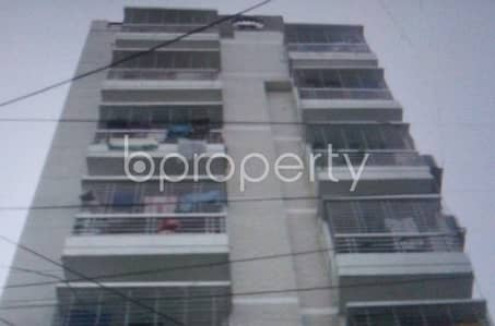 2 Bedroom Apartment for Sale in Mohammadpur, Dhaka - Wonderful Flat Covering An Area Of 800 Sq Ft Is Available For Sale In Tajmahal Road