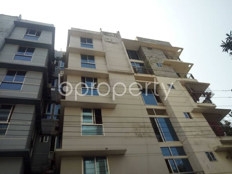 A Nice House Of 1150 Sq Ft Is Available For Rent At Mirpur Dohs