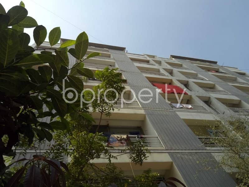 Properly Defined Living Space Of 2300 Sq Ft Is Now Up For Rent In Mirpur DOHS