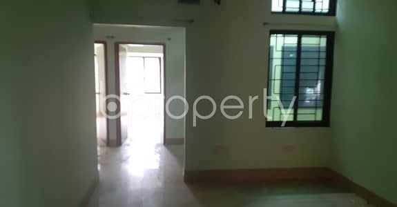 3 Bedroom Flat for Rent in Khulshi, Chattogram - 1200 Sq Ft Nicely Planned Apartment Is Available For Rent In South Khulshi