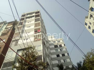 3 Bedroom Flat for Sale in 15 No. Bagmoniram Ward, Chattogram - This 1150 Sq Ft Well Defined Flat Is Now Vacant To Sale In Bagmoniram Ward