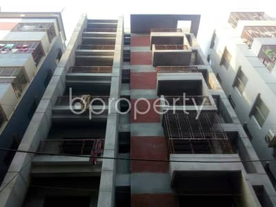 2 Bedroom Flat for Sale in Banasree, Dhaka - Grab This Lovely Flat Of 800 Sq Ft Is Up For Sale In Banasree Before It's Sold Out