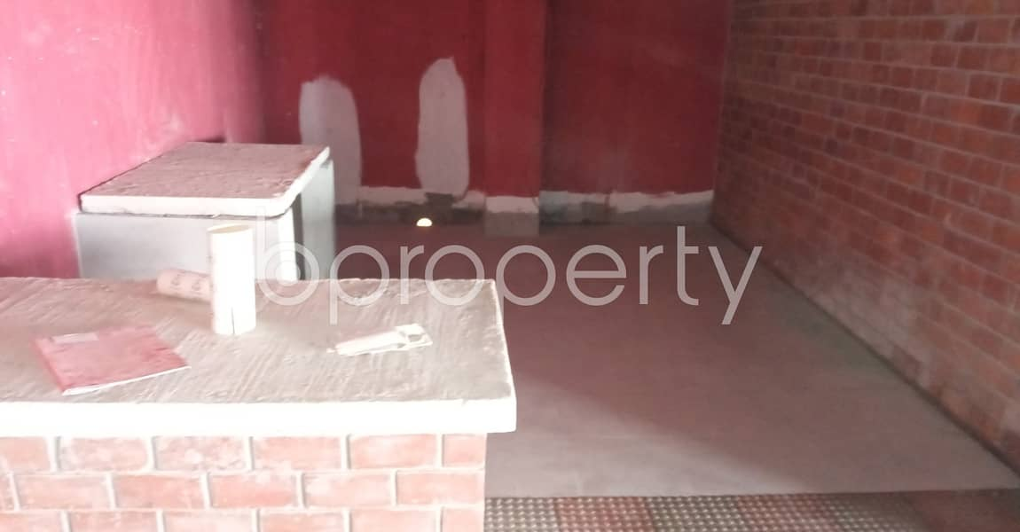 144 Square Feet Shop Is For Rent At Pallabi Nearby Regent Hospital Ltd.