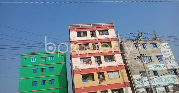 1 Bedroom Flat for Rent in Halishahar, Chattogram - Make this 500 SQ FT home your next residing location, which is up to Rent in South Halishahar Ward