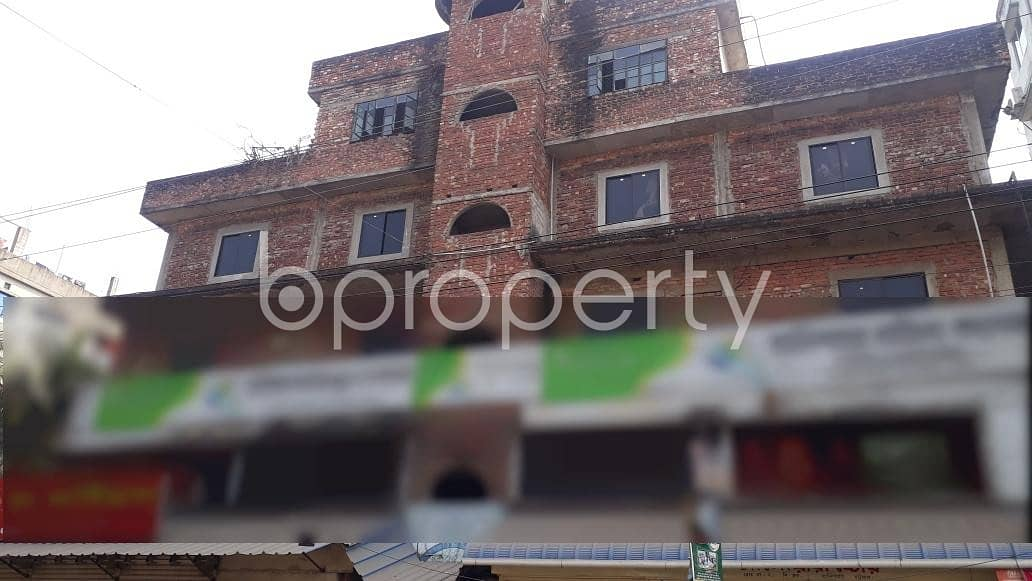 Evaluate This 150 Sq Ft Commercial Shop Ready For Rent At Halishahar