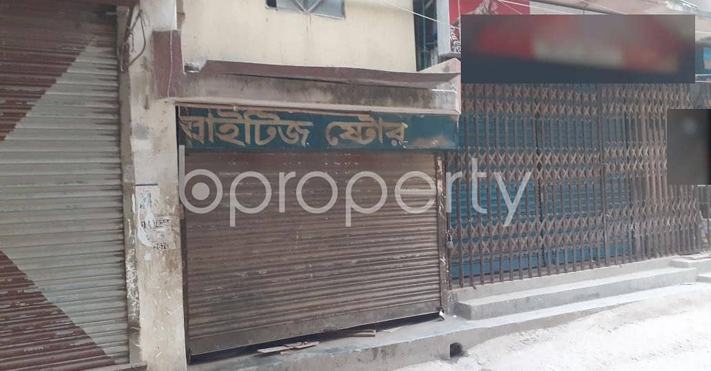 100 Square Feet Shop Is For Rent Close To Beltola Masjid At West Shewrapara