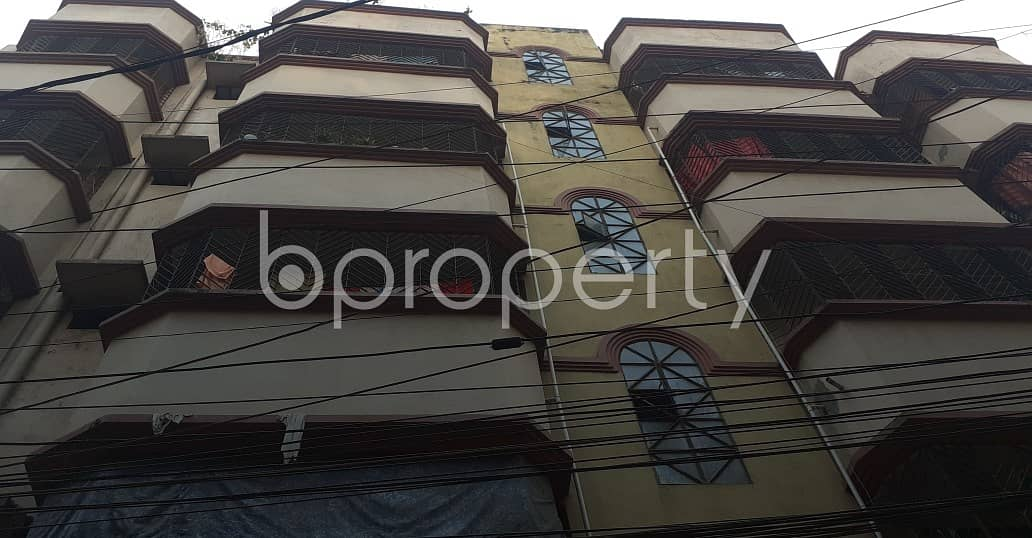Check Out This 80 Square Feet Commercial Shop For Rent At Mirpur