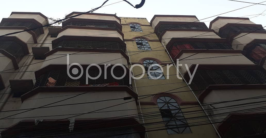 Cozy 100 Square Feet Commercial Shop Is Ready For Rent At Mirpur