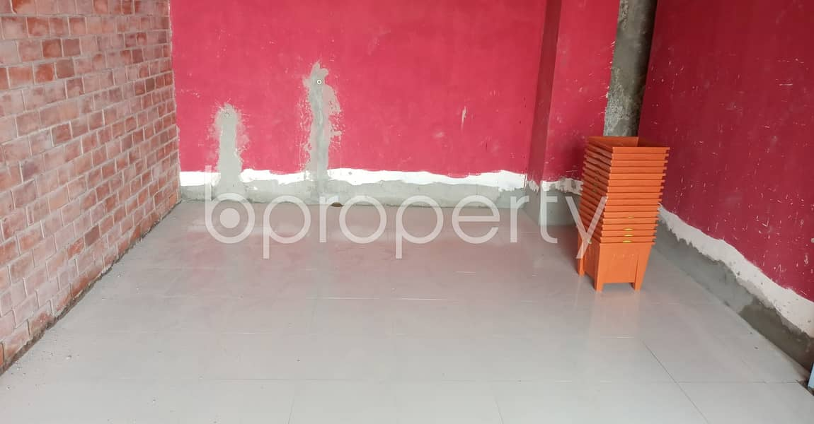 Mirpur Is Giving You A 144 Square Feet Shop For Rent