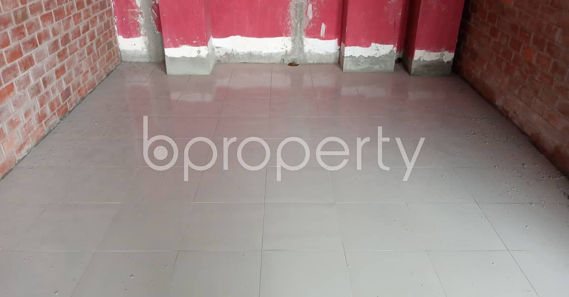 Grab This 144 Square Feet Shop For Rent At Mirpur