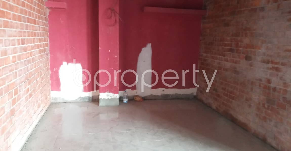 Cozy 144 Square Feet Shop Is Up For Rent At Mirpur