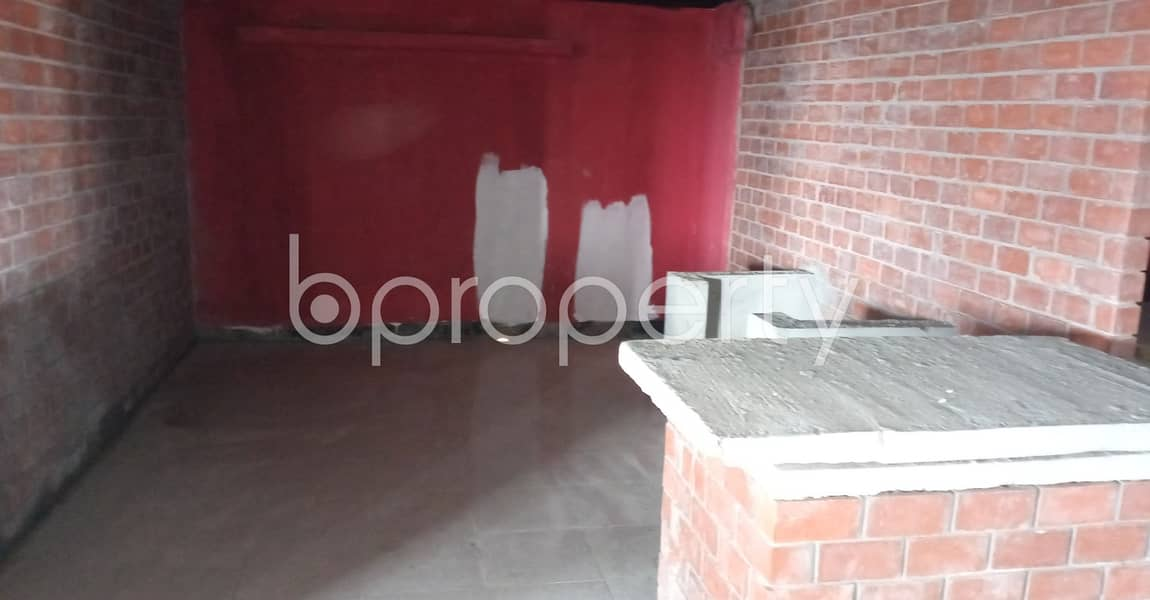 Amazing 144 Square Feet Shop Is Up For Rent At Mirpur