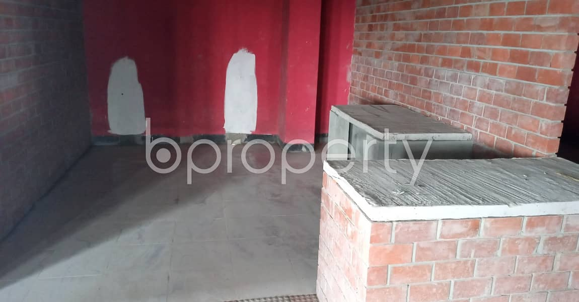 Splendid 144 Square Feet Shop Is Ready To Rent At Mirpur