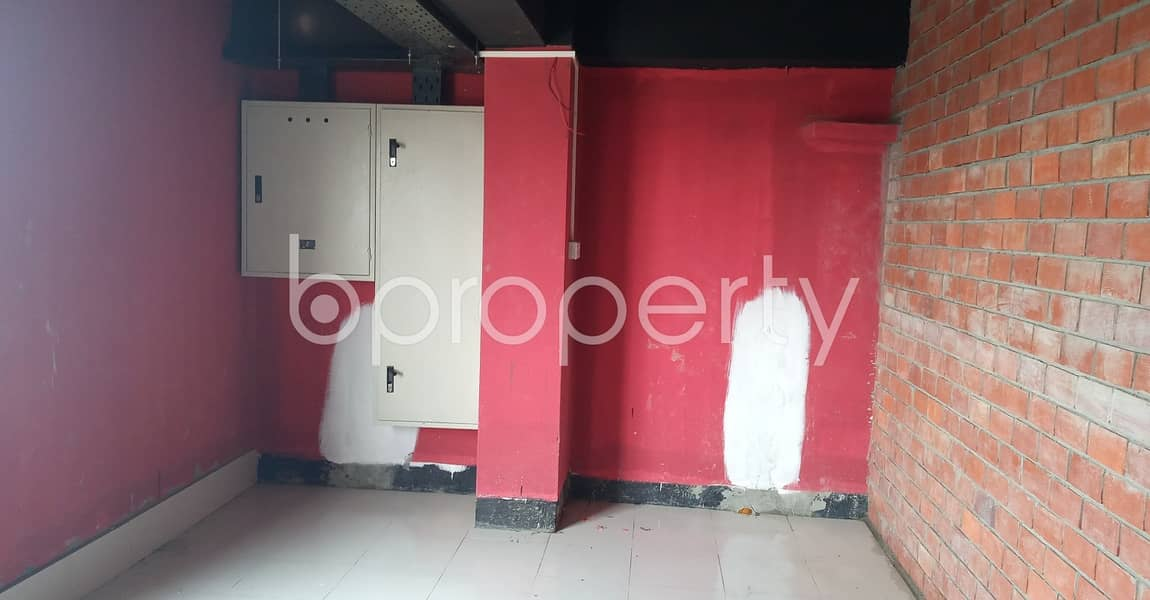 Commercial Shop Of 144 Square Feet Is Up For Rent At Mirpur