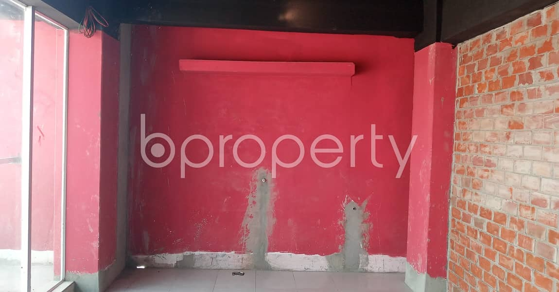 Grab This 144 Square Feet Shop For Rent At Pallabi