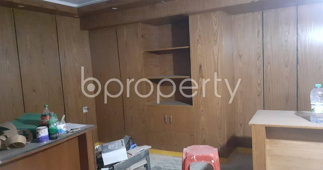 170 Sq. ft Commercial Shop Space Is To Rent In Mohammadpur Beside To First Security Islami Bank Limited