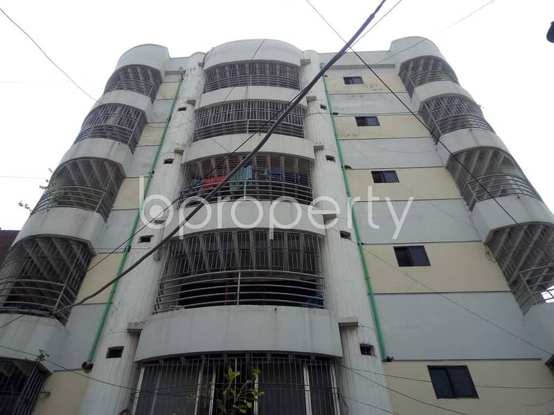 2400 SQ FT Apartment for Rent in Gulshan nearby Central Mosque