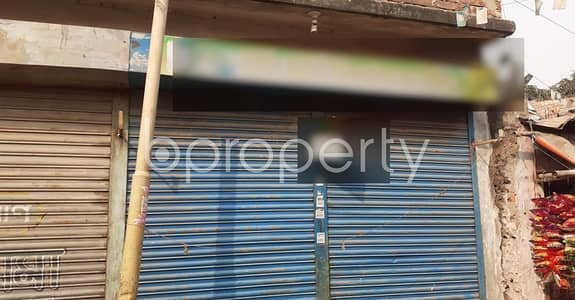 Shop for Rent in Hazaribag, Dhaka - 100 Sq. ft Shop Space Is For Rent In Shahid Buddhijibi Road, Zafrabad
