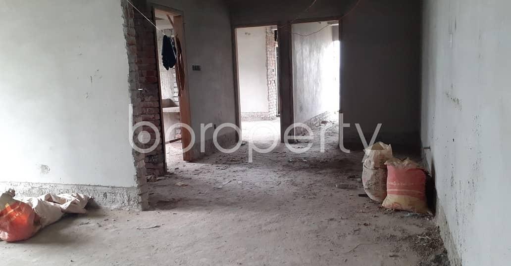 1290 Sq. ft Apartment Is For Sale At Ashkona Main Road.