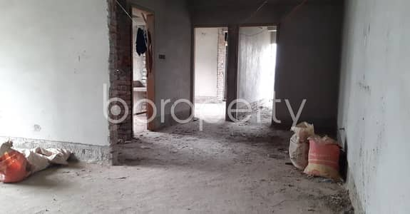 3 Bedroom Flat for Sale in Dakshin Khan, Dhaka - At Ashkona Main Road , A 1375 Square Feet Residential Apartment For Sale