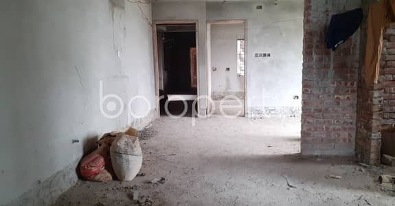 3 Bedroom Flat for Sale in Dakshin Khan, Dhaka - 1360 Sq. ft Apartment For Sale At Ashkona Main Road.