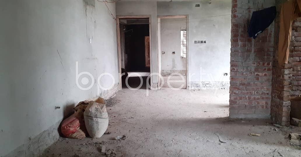 1360 Sq. ft Apartment For Sale At Ashkona Main Road.