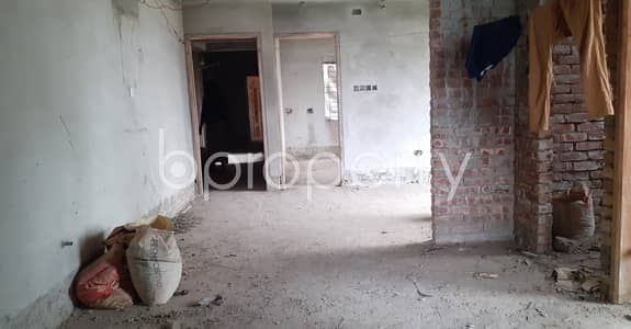 3 Bedroom Apartment for Sale in Dakshin Khan, Dhaka - 1290 Sq. ft Apartment For Sale In The Location Of Ashkona Main Road
