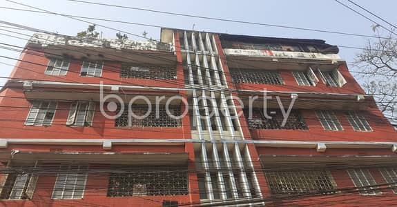 A well sized 1000 SQ FT residential home is available for rent at 14 No. Lalkhan Bazaar Ward