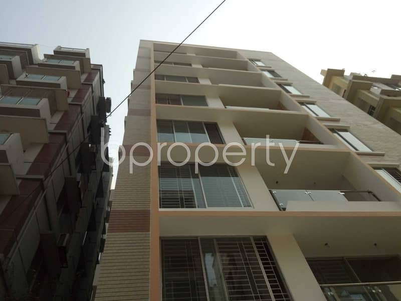 A convenient 1100 SQ FT residential home is prepared to be rented at Mirpur DOHS