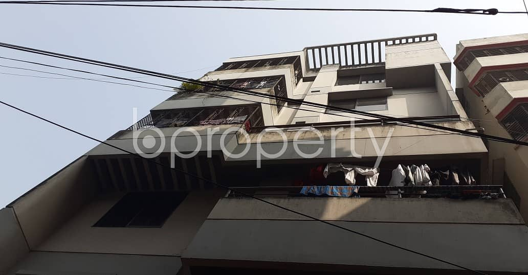 See This Apartment Up For Rent At Dhanmondi Near Naaz E Noor Hospital (Pvt) Ltd