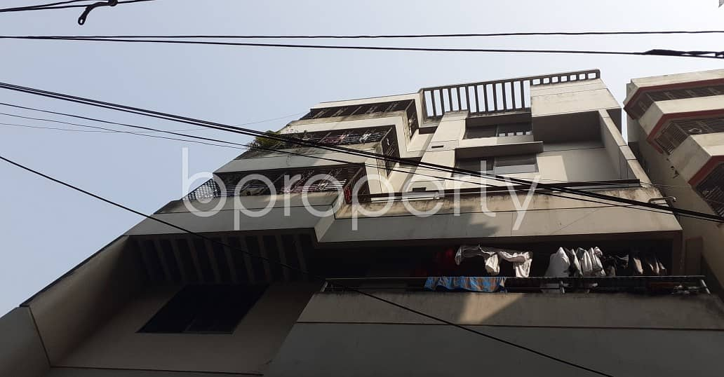 Check This Apartment Up For Rent At Dhanmondi Near Naaz E Noor Hospital (Pvt) Ltd