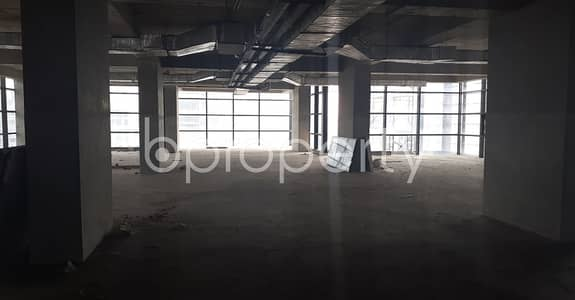 Floor for Rent in Gulshan, Dhaka - 7336 Square Feet Large Commercial Floor For Rent At Gulshan Avenue.