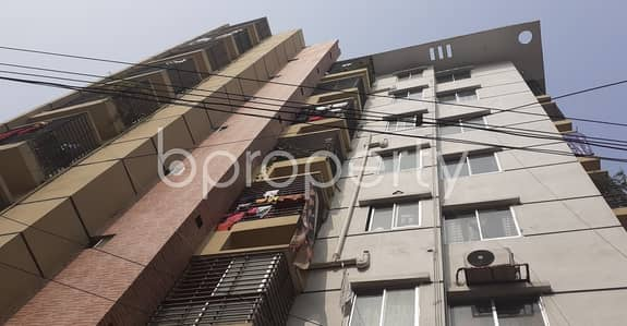 At Shangkar Nice Flat Up For Rent Near West Dhanmondi International School