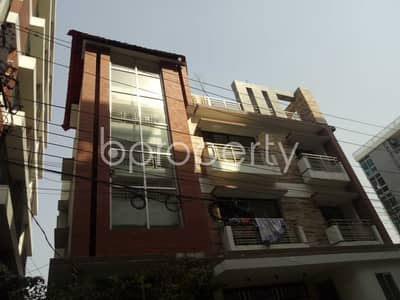 1 Bedroom Apartment for Rent in Mirpur, Dhaka - A Nice Apartment Of 450 Sq Ft Space Is Up For Rent In Mirpur Dohs