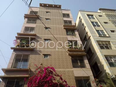 This Is A Nice Apartment With An Area Of Over 1100 Sq Ft Is Up For Rent, In Mirpur Dohs