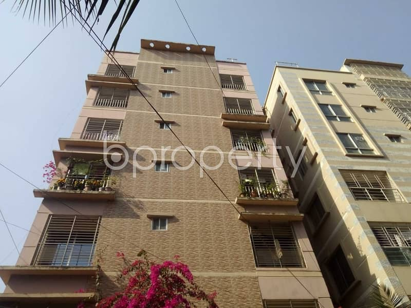 Obtain Your New Residence At This 2200 Sq Ft Flat Is Up For Rent At Mirpur DOHS