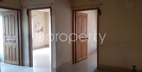 2 Bedroom Flat for Rent in Kazir Dewri, Chattogram - Take This Attractive Flat Which Is Up For Rent In Kazir Dewri Featuring 1000 Sq Ft