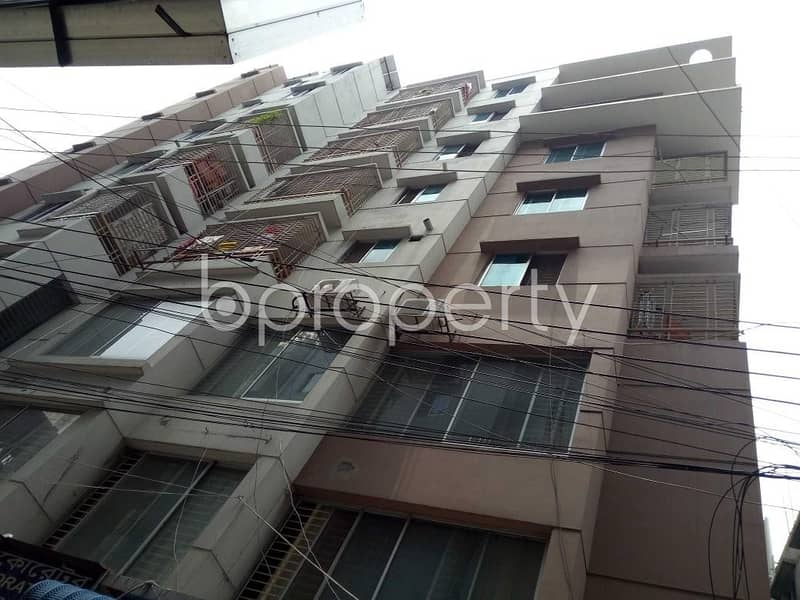 Office Is Up For Rent In Bashundhara Near North South University