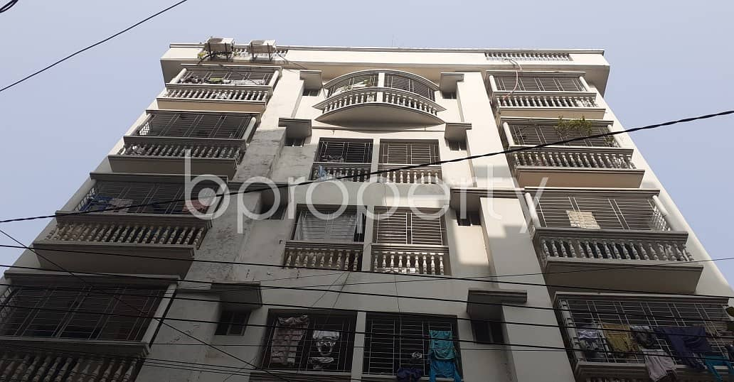 This Ready Apartment At Bashundhara R-A, Near Markazul Fiqril Islami Bangladesh Is Up For Sale.