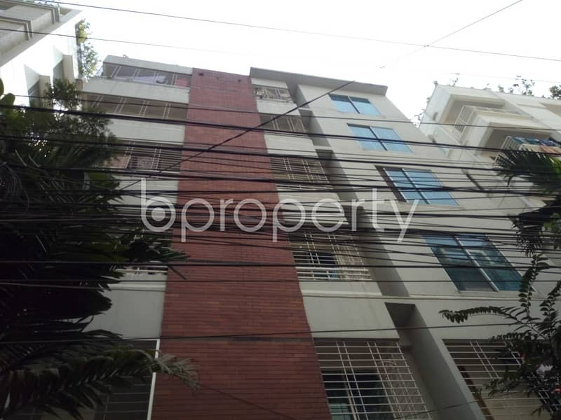 Offering You 1200 Sq Ft Nice Apartment For Rent In Mirpur DOHS