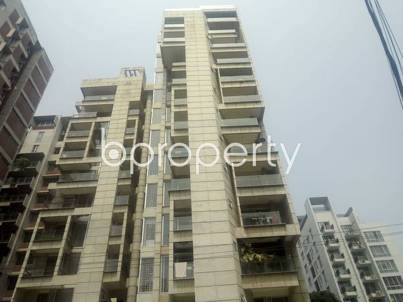 Apartment Of 3800 Sq Ft For Rent In Gulshan 2, Near Embassy Of The Republic Of Indonesia