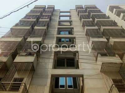 3 Bedroom Apartment for Rent in Aftab Nagar, Dhaka - Grab This Well Maintained & Nice Three Bedroom Apartment In Aftab Nagar