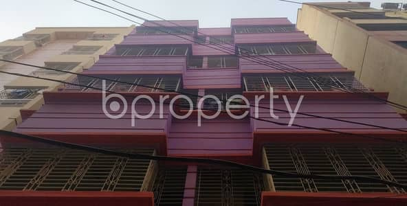 2 Bedroom Apartment for Rent in Kathalbagan, Dhaka - A 2 Bedroom And 800 Sq Ft Properly Developed Flat For Rent In Free School Street.