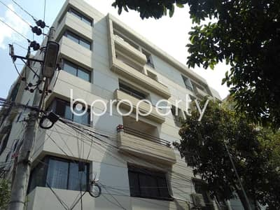 Check this 2200 SQ Ft apartment for rent at Gulshan 2 nearby Canadian Trillinium School