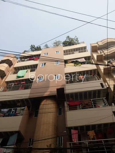 2 Bedroom Flat for Rent in Uttara, Dhaka - See This Apartment Which Is Up For Rent At Uttara Near To Uttara West Police Station