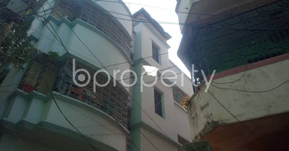 2 Bedroom Flat for Rent in 11 No. South Kattali Ward, Chattogram - A convenient 800 SQ FT residential home is prepared to be rented at 11 No. South Kattali Ward
