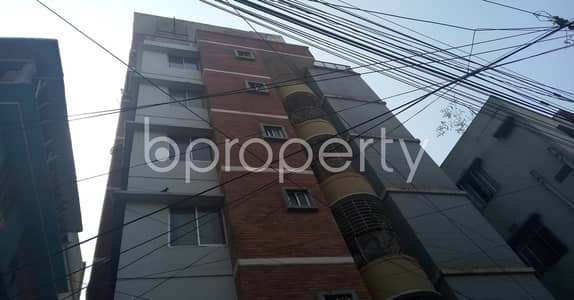 3 Bedroom Flat for Rent in Dhanmondi, Dhaka - Make this 1100 SQ FT rental family residence yours located at West Dhanmondi