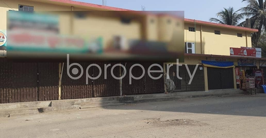 View This 120 Sq Ft Commercial Shop Ready For Rent At Halishahar